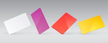 Stampa Card Plastiche
